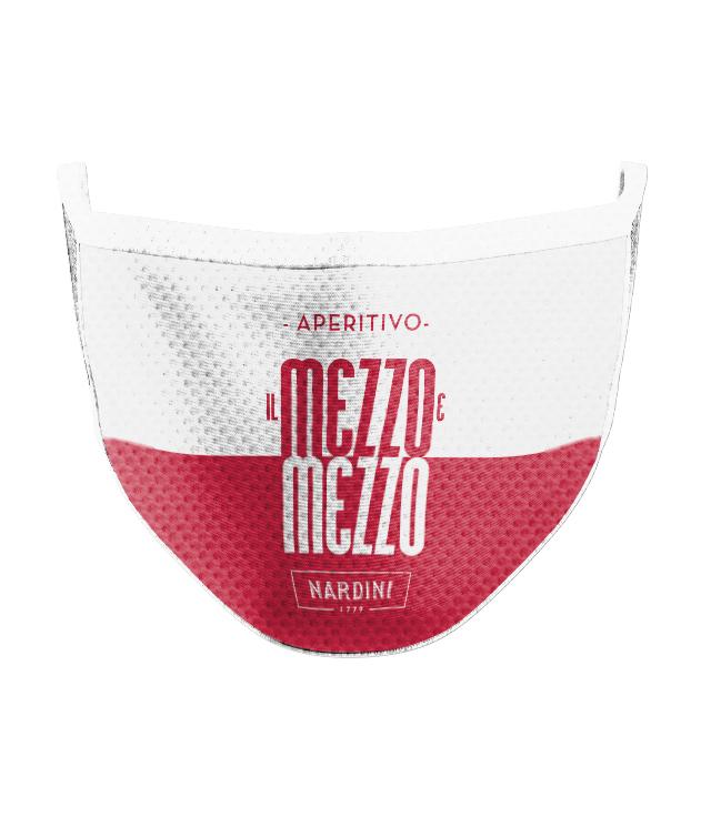 Mascherina Mezzoemezzo Nardini box