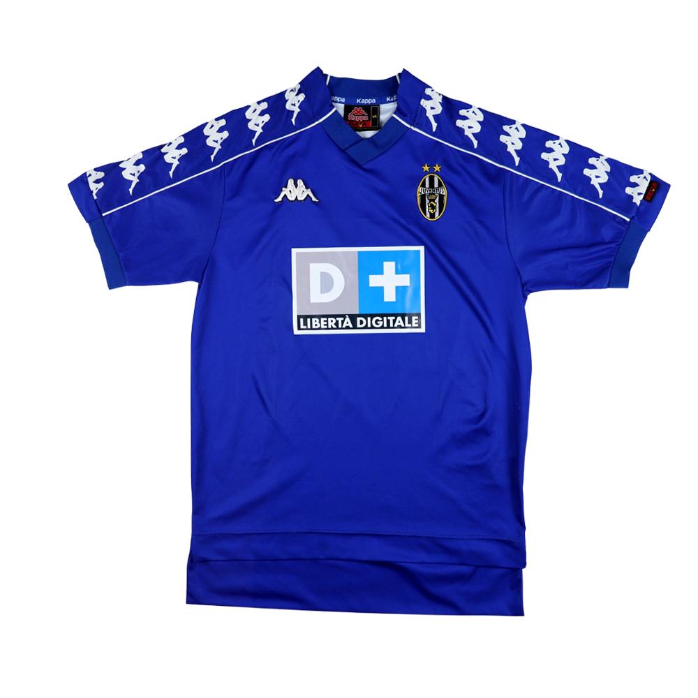 1999-00 Juventus Maglia Terza S