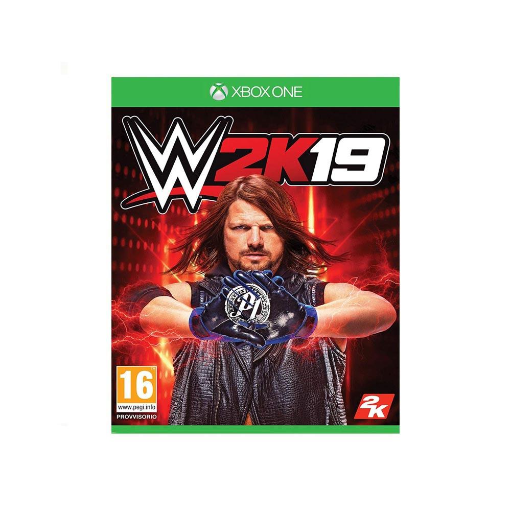 WWE 2K19 - USATO - XONE