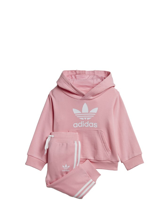 Tuta Adidas Originals INFANT TREFOIL HOODIE SET -DV2810-