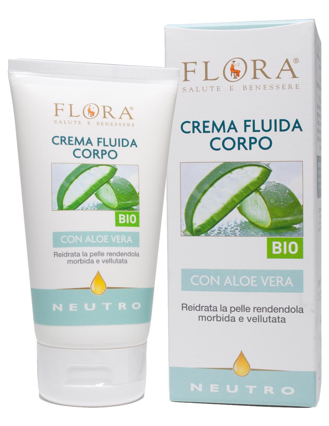 CREMA FLUIDA CORPO NEUTRA