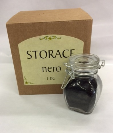 Incenso Storace nero (kg. 1)