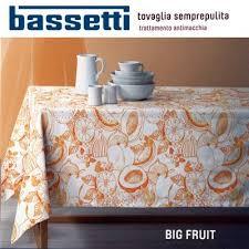TOVAGLIA ANTIMACCHIA BASSETTI SEMPREPULITA BIG FRUIT