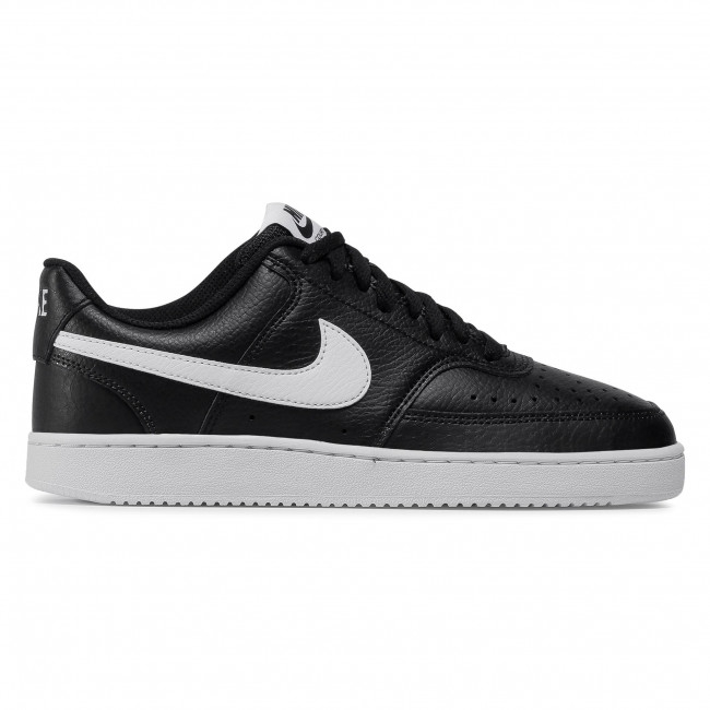 Scarpe NIKE - Court Vision Low CD5434 001 Black/White