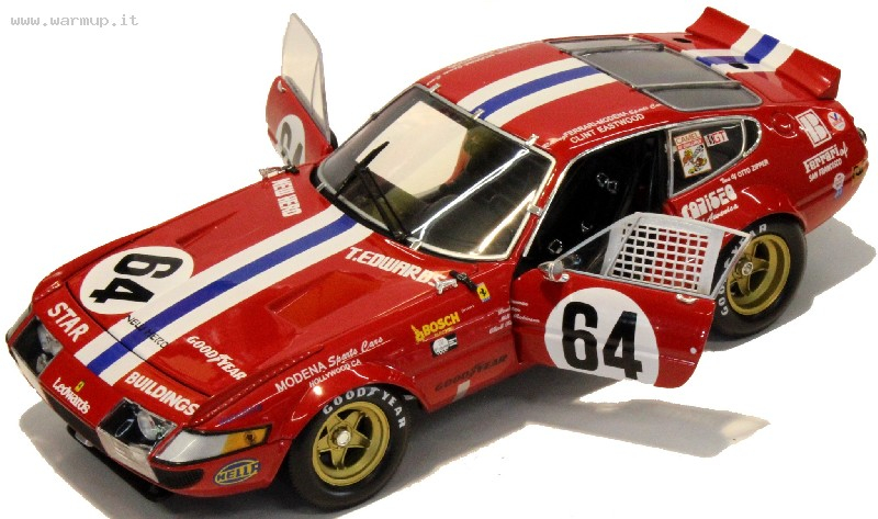 Ferrari 365 GTB/4 1977 Daytona 1/18 Kyosho