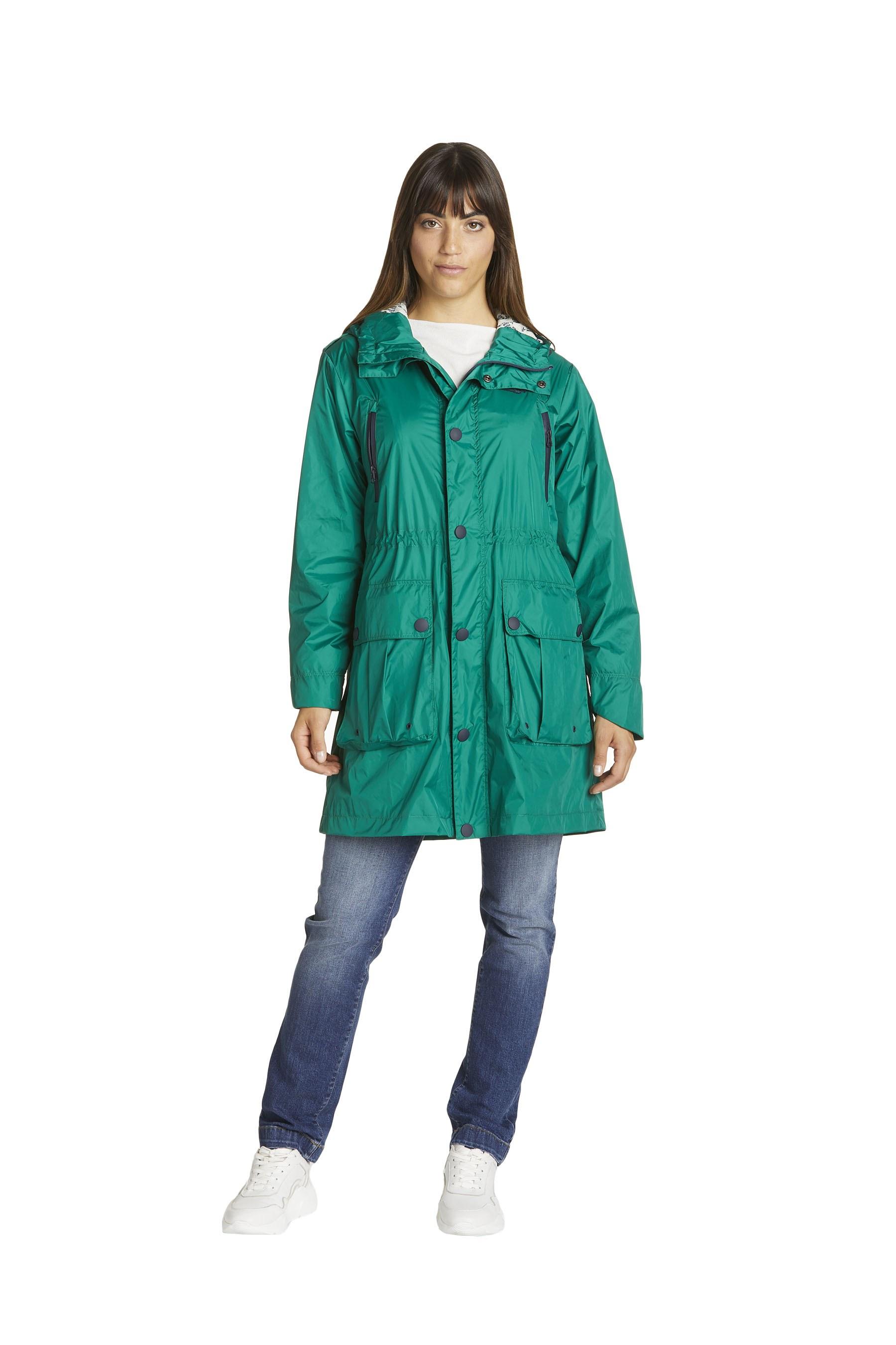 Waterproof long Parka Jacket  4