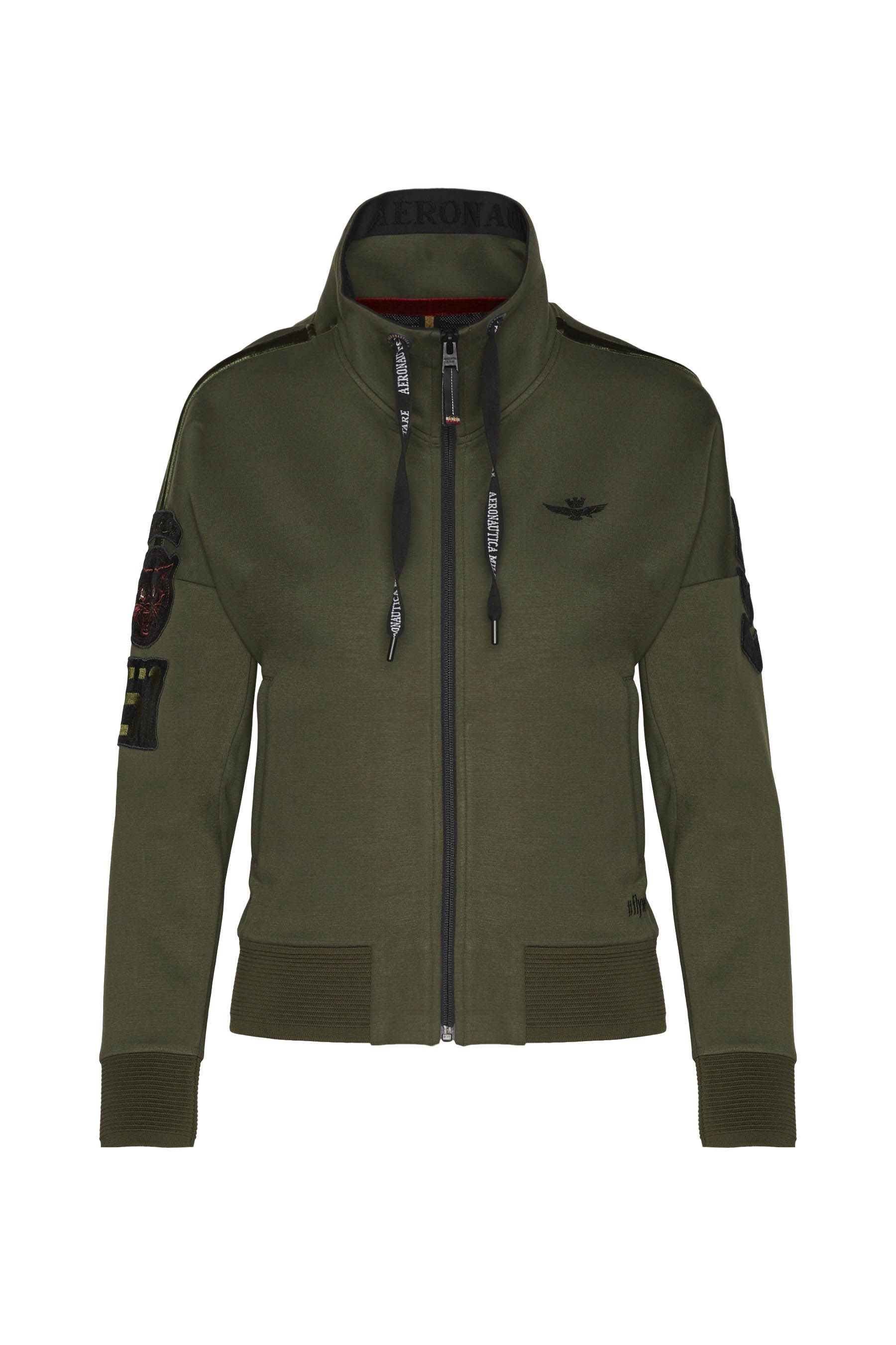 FE1552 - FELPA FULL ZIP
