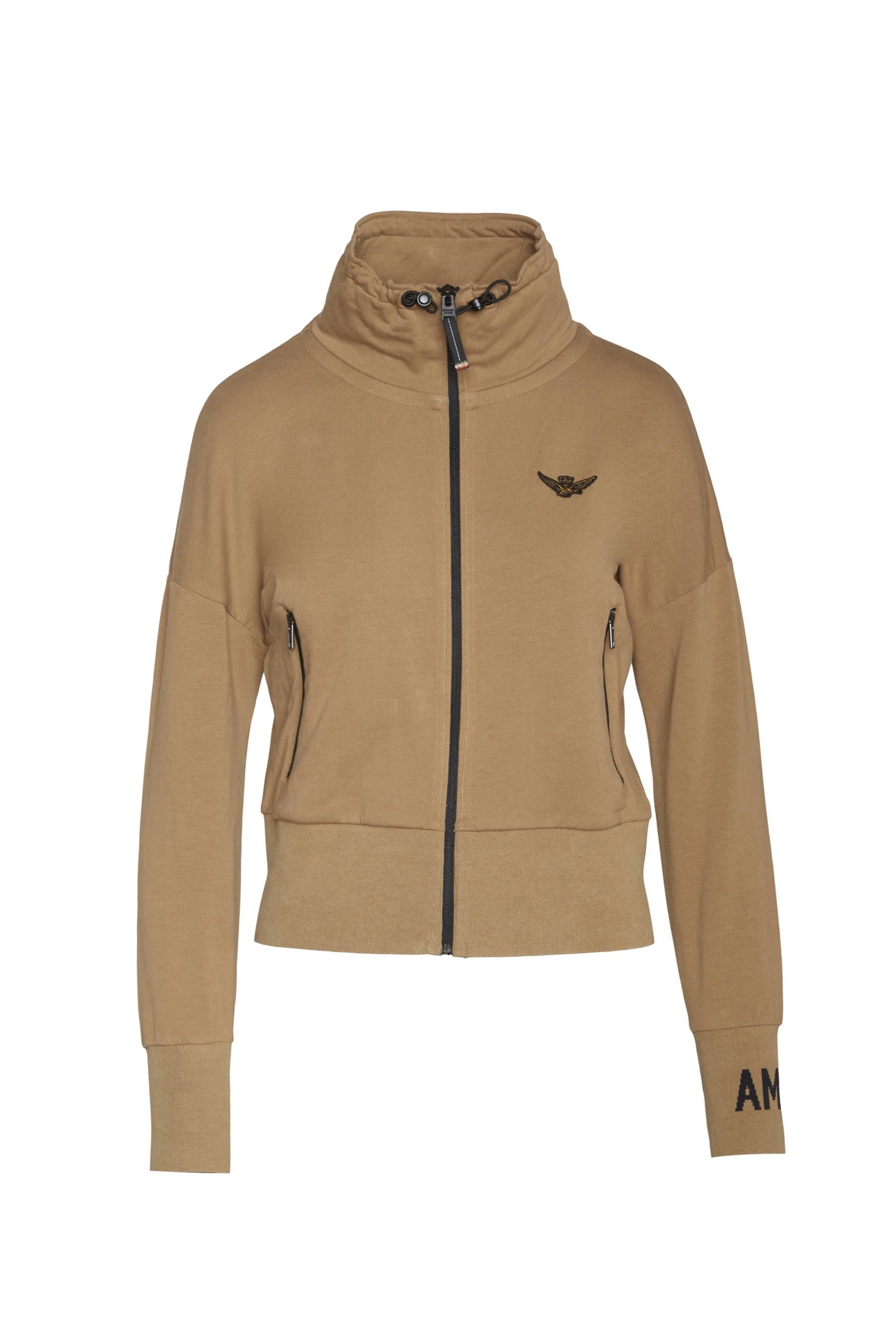 FE1560 - FELPA FULL ZIP