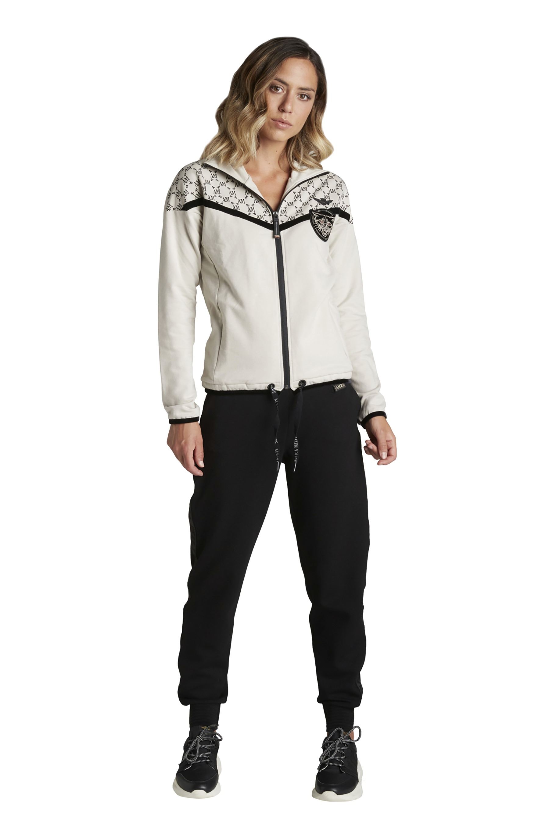 FE1564 - FELPA FULL ZIP 4