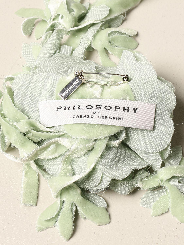 Spilla philosophy di lorenzo serafini