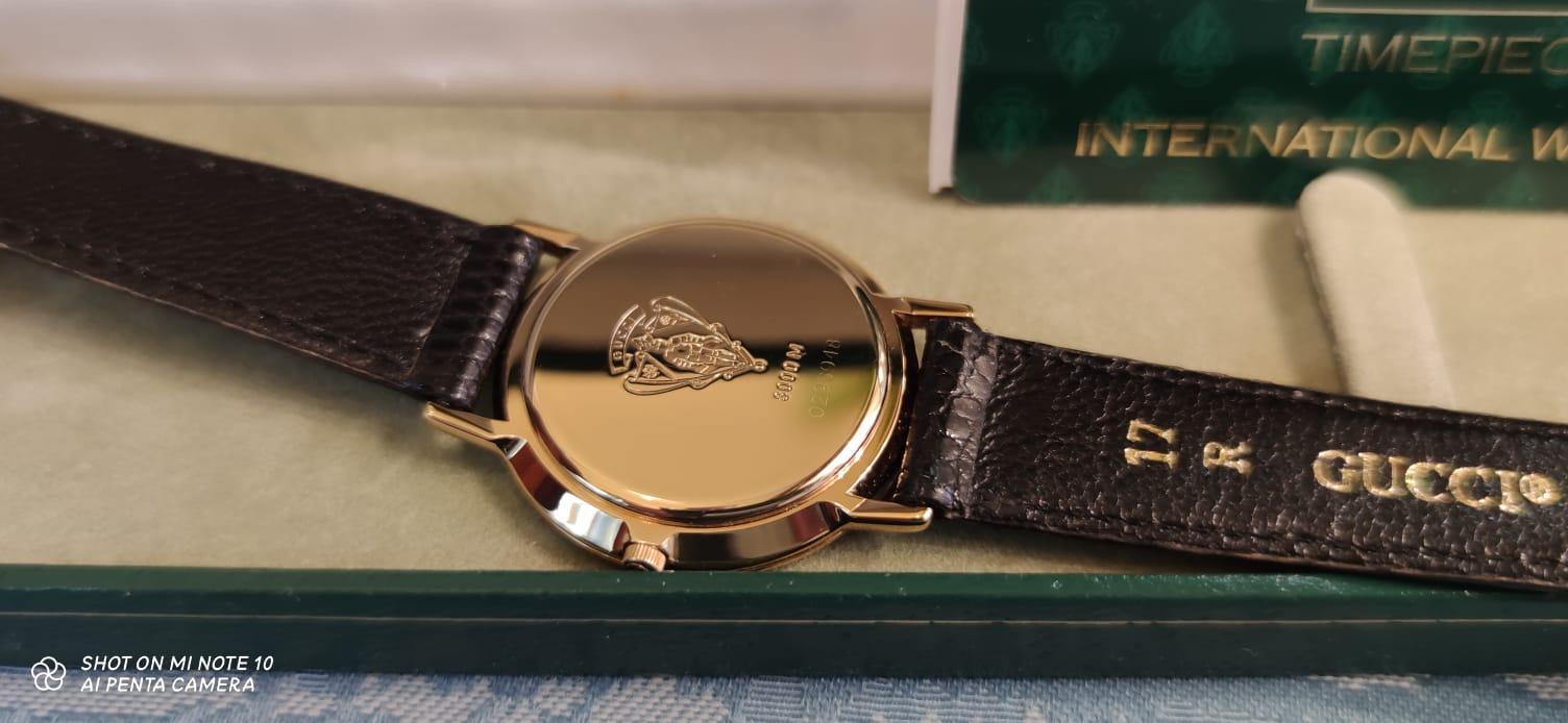 Orologio Gucci 5600 Verde Rosso Verde