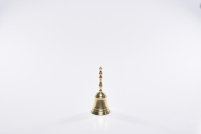 Campanello in ottone cm. 11