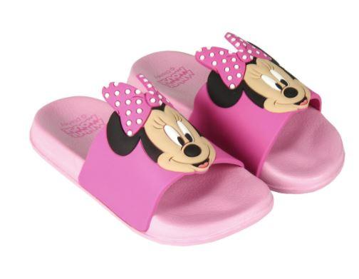 Ciabatte Minnie Bambina 24- 25 26-27-28-29-30-31 Disney