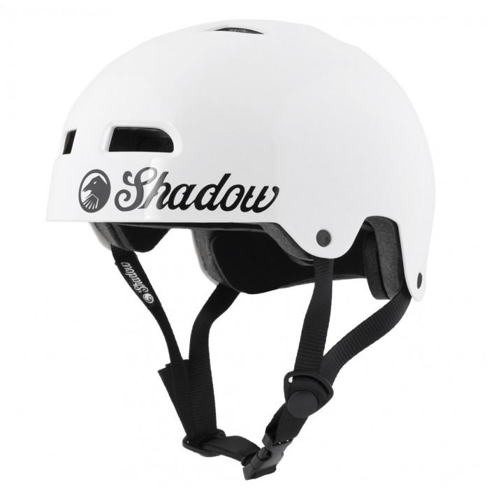 The Shadow Conspiracy Classic Helmet | Colore White