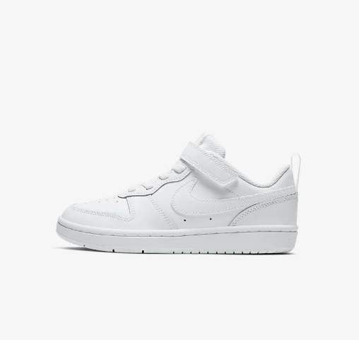 Scarpa bambino NIKE COURT BOROUGH LOW