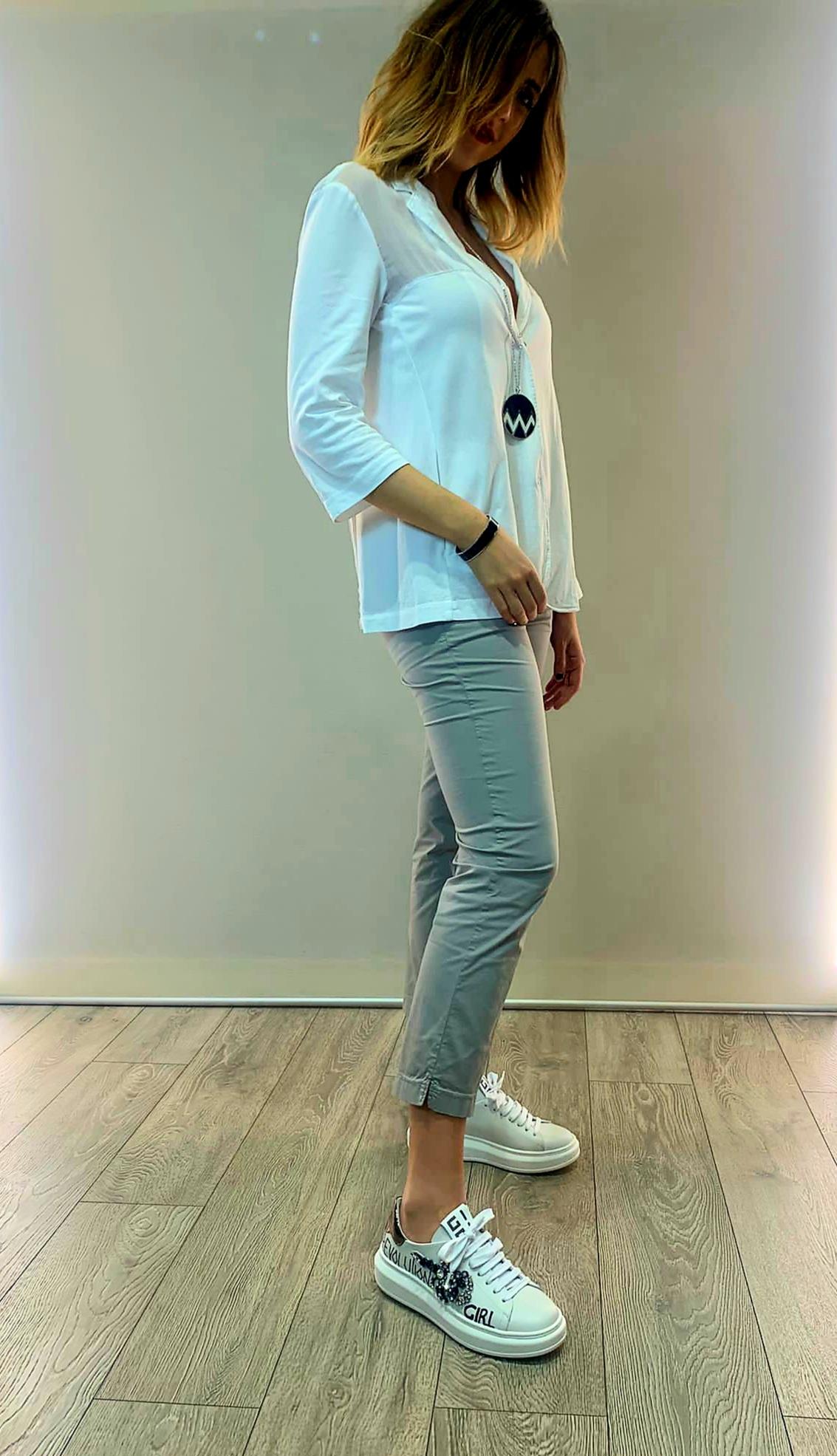 Pantalone cotone European Culture.