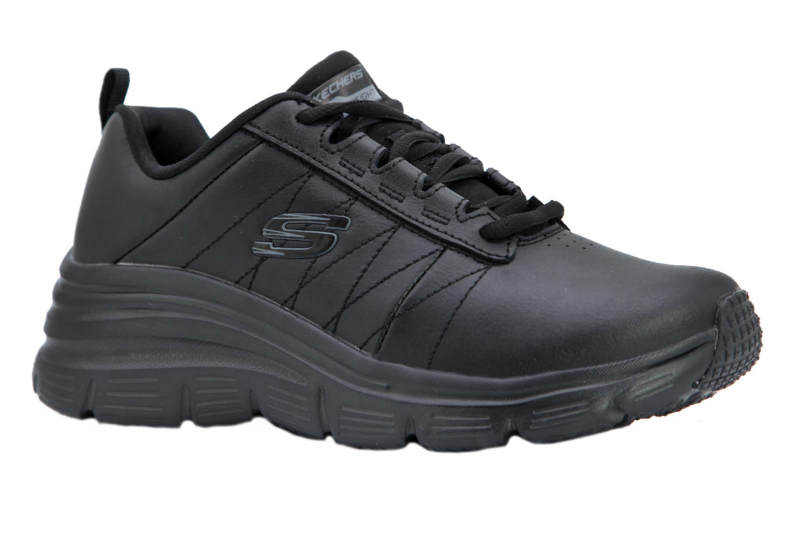 Skechers Fashion Fit-Effortless 149473-BBK Nero