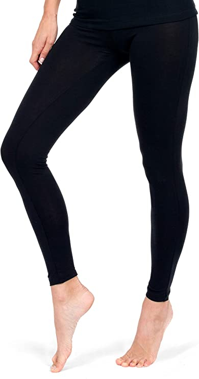 Leggin da donna in viscosa anti pealing con gamba lunga EGI