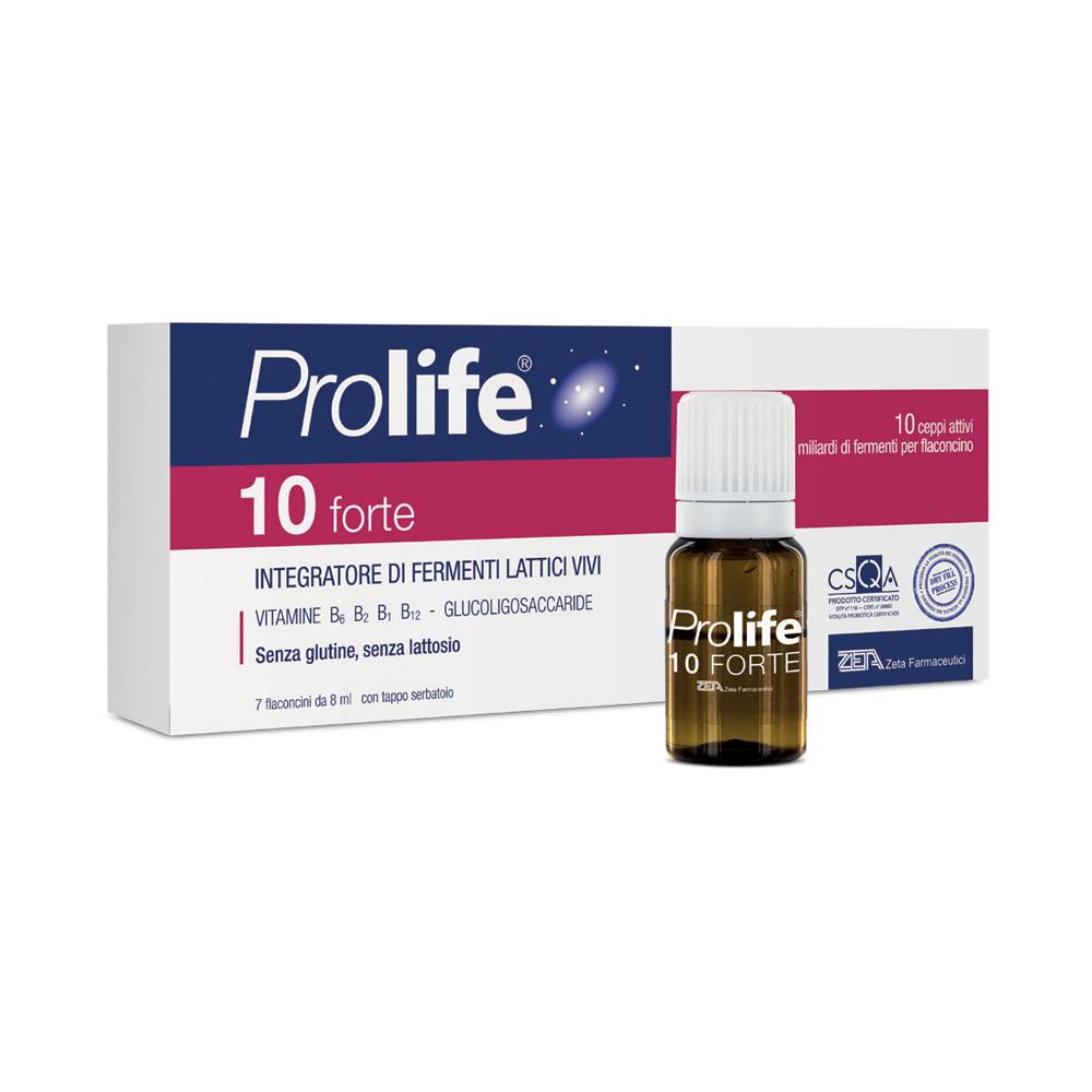 PROLIFE 10 FORTE FLACONCINI