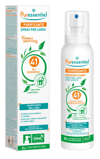 PURESSENTIEL PURIFICANTE SPRAY 41