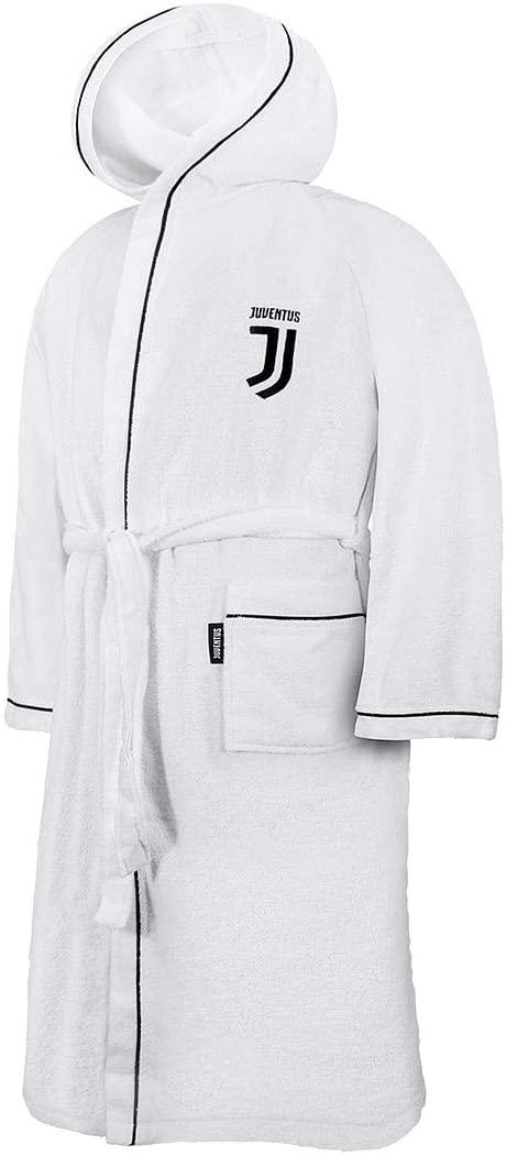 Accappatoio Juventus adulto M - L - XL Prodotto ufficiale