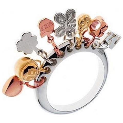 Anello donna Miss Sixty. Charms.