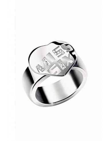 Anello donna Miss Sixty. Heart.