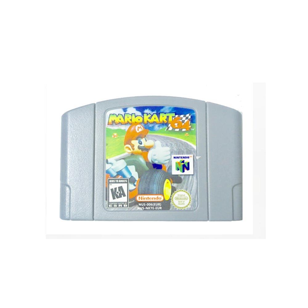 Mario Kart 64 - Loose - NINTENDO 64