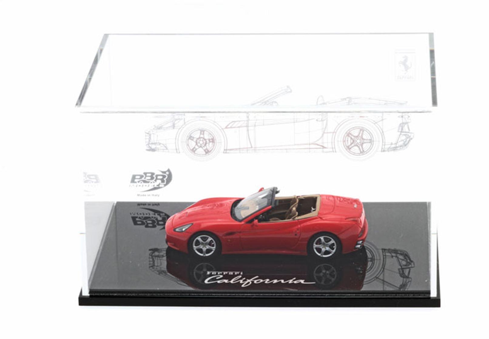 Ferrari California 2008 - Special Box 1/43 Bbr