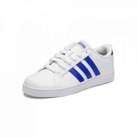 Adidas Baseline K Scarpe da Tennis bambino Bianco