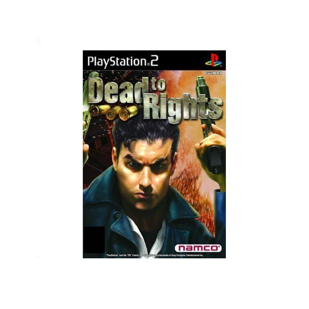 Dead to Rights - Usato - PS2