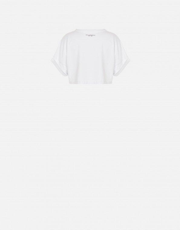 T-shirt corta philosophy di lorenzo serafini