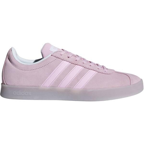 Scarpe adidas - VL Court 2.0 - db0840 camoscio rosa