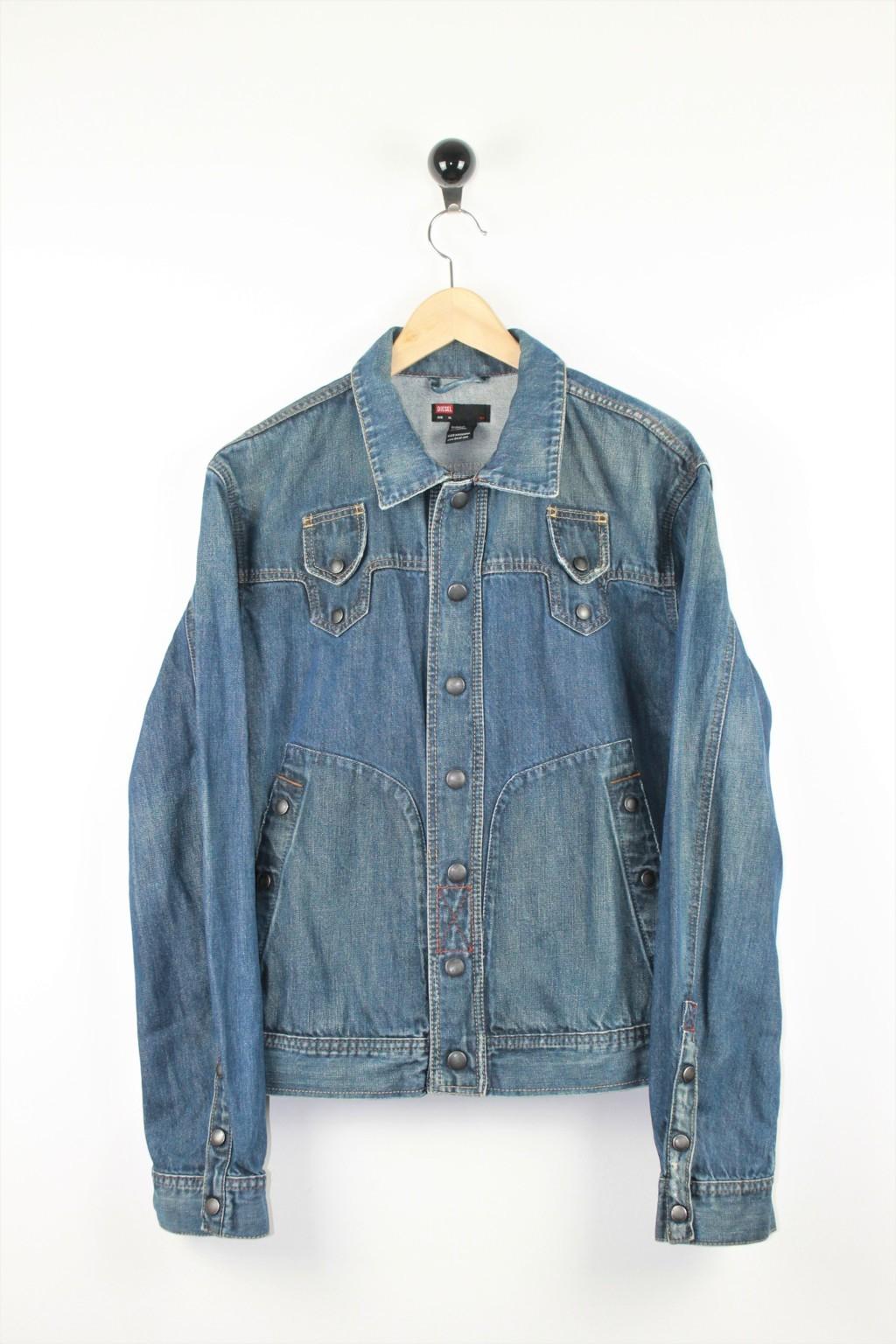 Diesel - Giacca jeans
