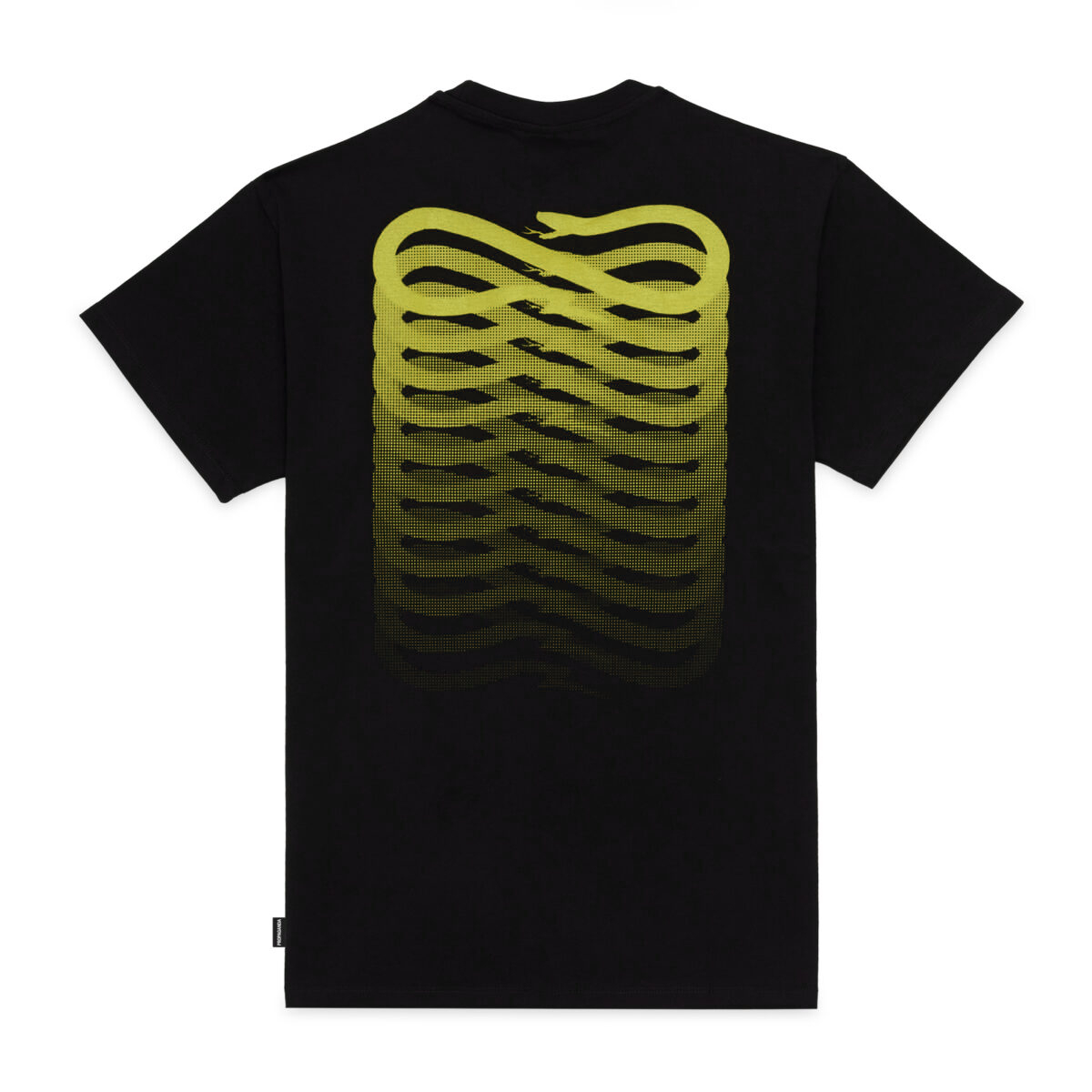 T-shirt Propaganda RIBS Tee SS21 Black
