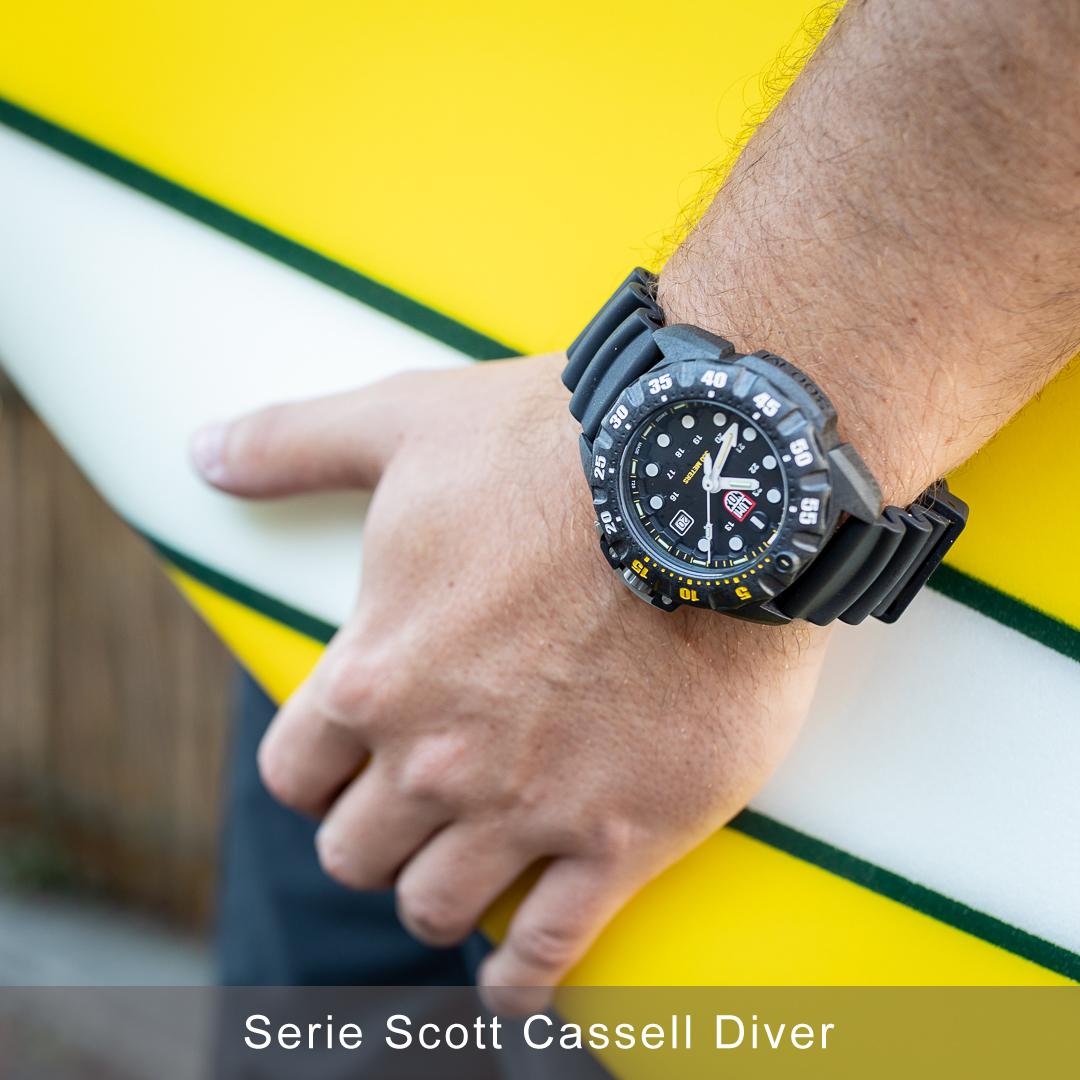 Luminox Scott Cassell Diver Orologi Sub