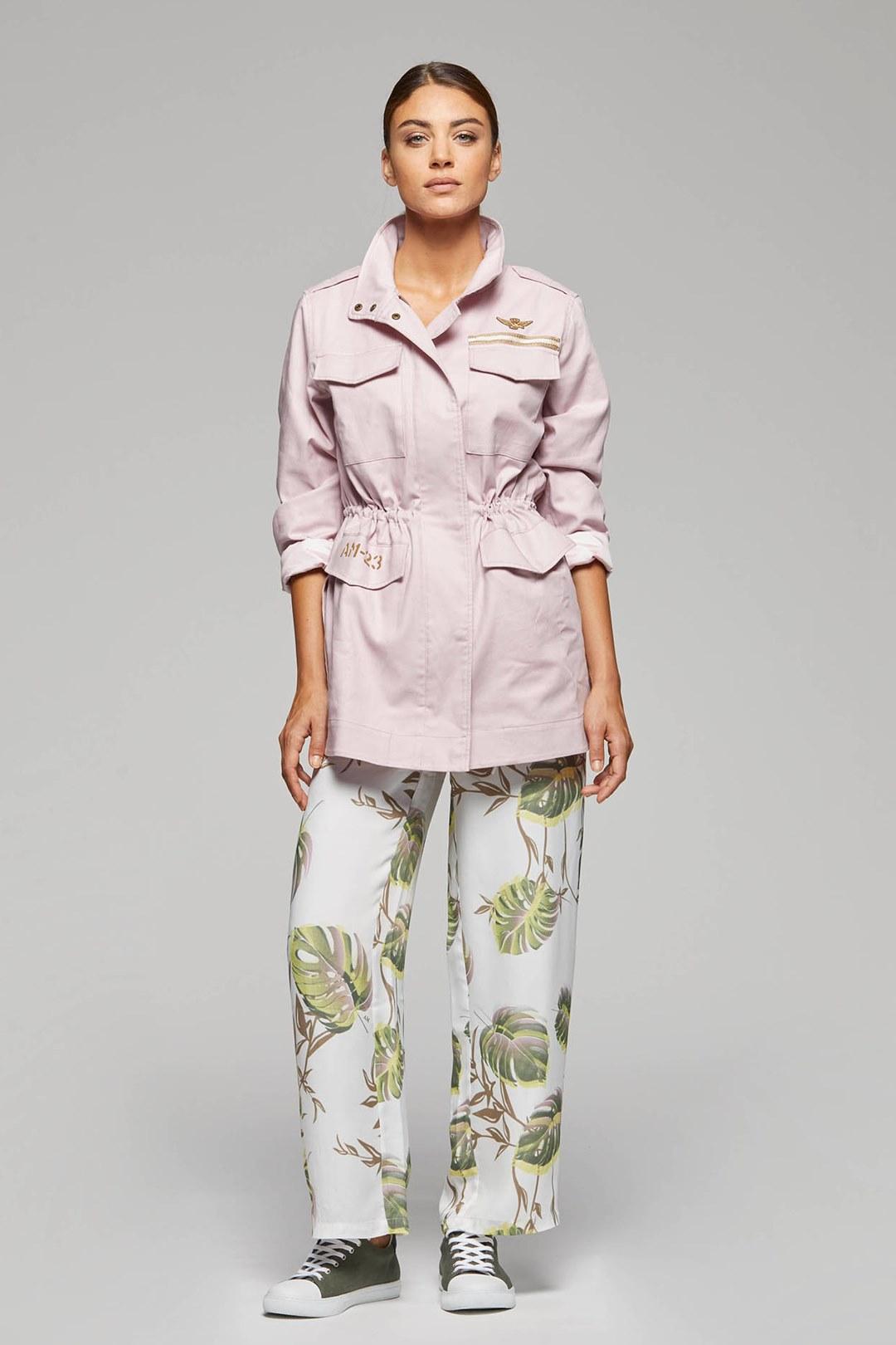 Cotton Saharan jacket 4
