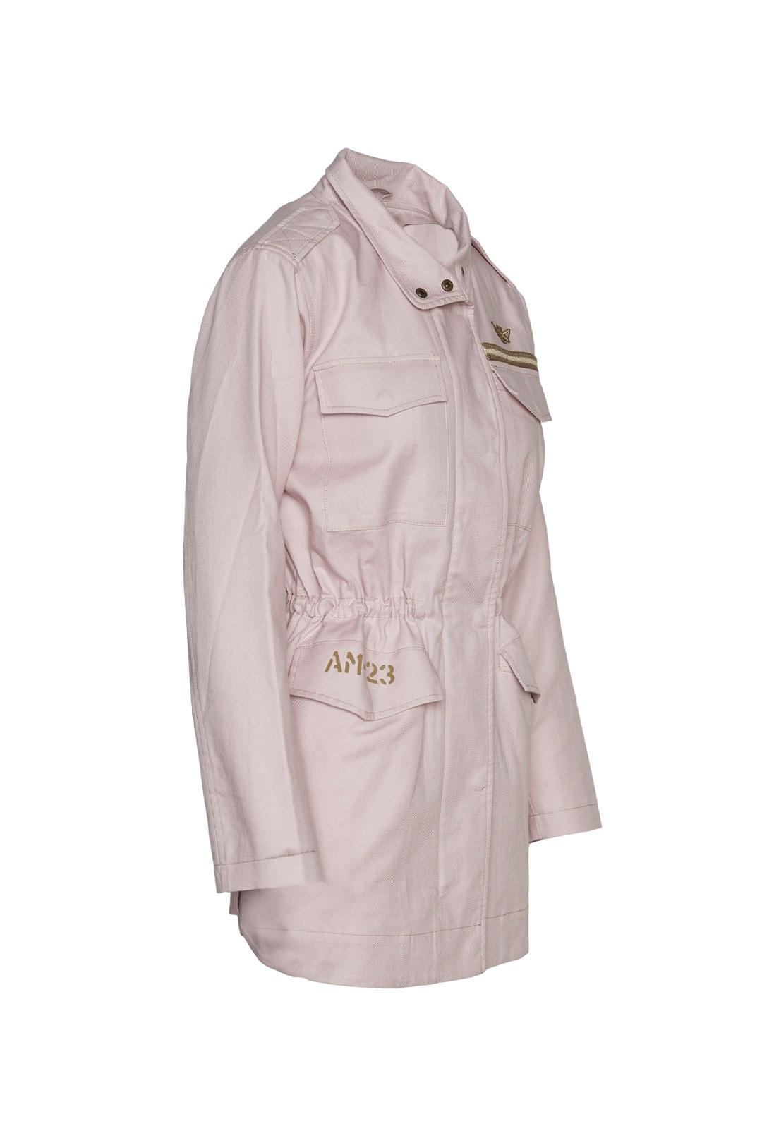 Cotton Saharan jacket 3