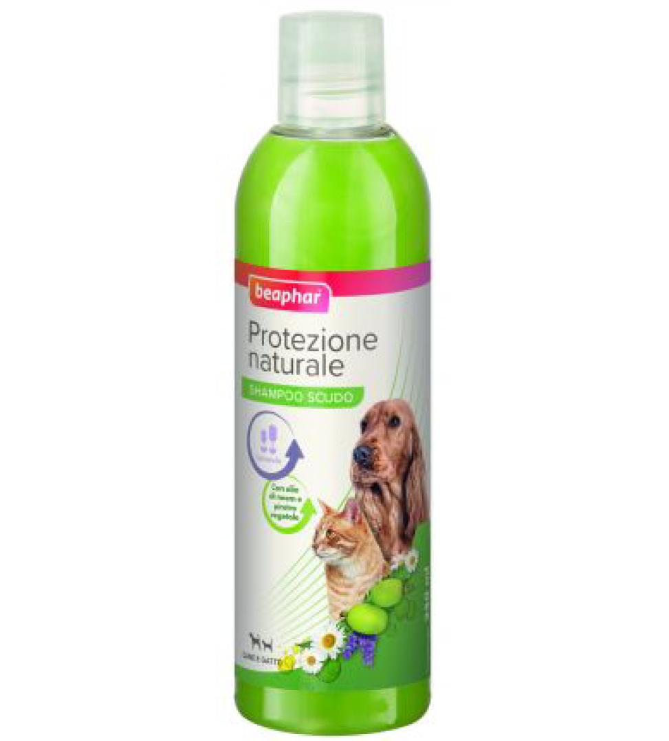 Beaphar - Protezione Naturale - Shampoo antiparassitario 250ml