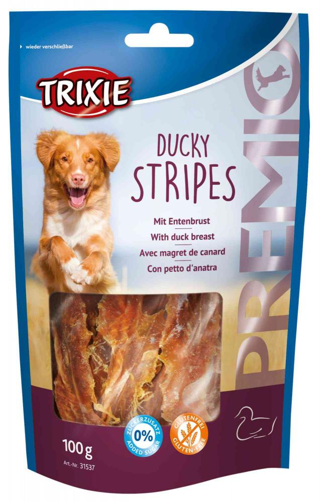 Trixie - Premio - Ducky Stripes - 100gr