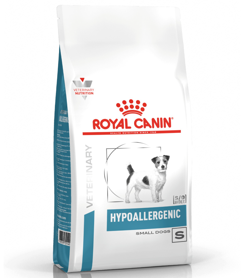 Royal Canin - Veterinary Diet Canine - Hypoallergenic Small Dogs - 1kg
