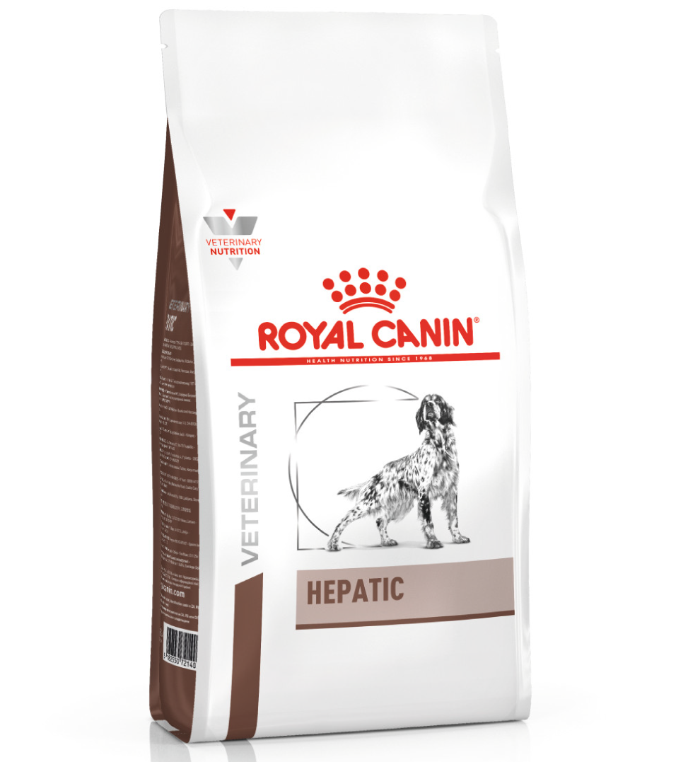 Royal Canin - Veterinary Diet Canine - Hepatic - 1,5kg