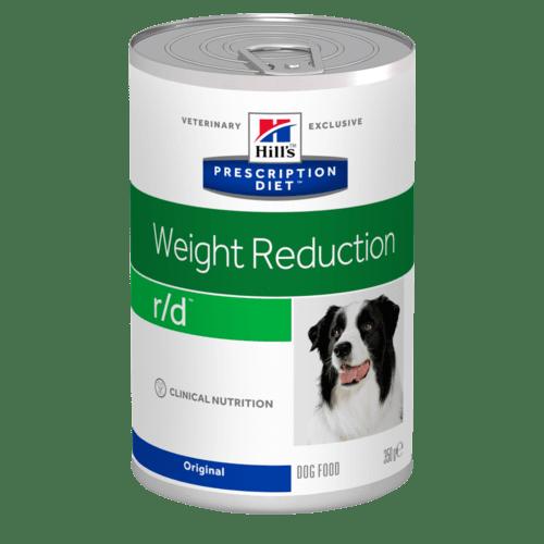 Hill's - Prescription Diet Canine - r/d - 350g x 6 lattine