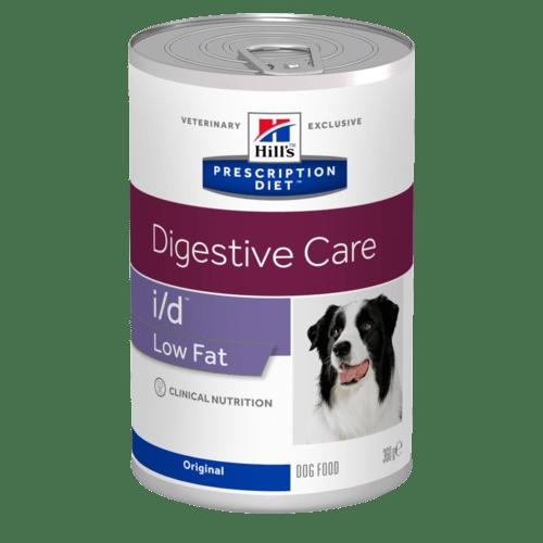 Hill's - Prescription Diet Canine - i/d Low Fat - 360g x 6 lattine