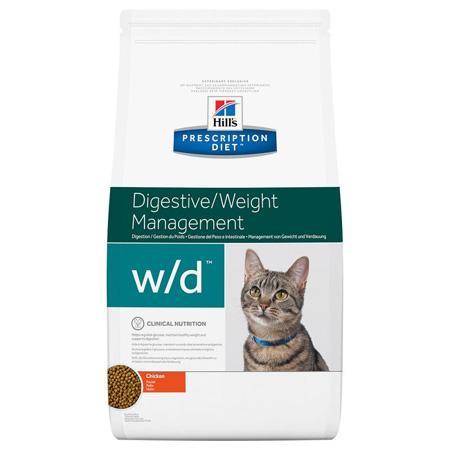 Hill's - Prescription Diet Feline - w/d - 1.5kg