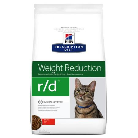 Hill's - Prescription Diet Feline - r/d - 1,5kg