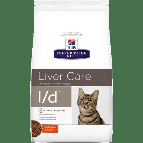 Hill's - Prescription Diet Feline - l/d - 1,5 kg