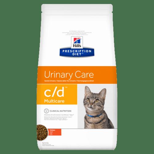 Hill's - Prescription Diet Feline - c/d Pollo - 1,5 kg