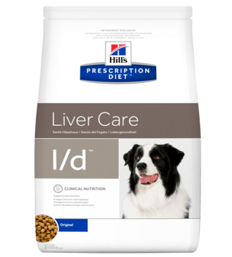 Hill's - Prescription Diet Canine - l/d - 2kg