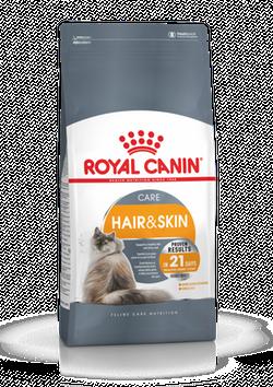 Royal Canin - Feline Care Nutrition - Hair&Skin - 2 kg